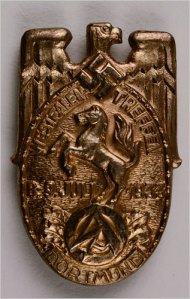 Hitler Badge